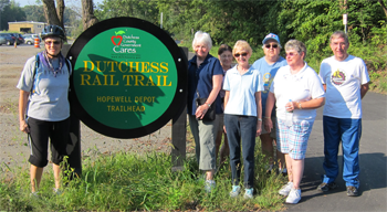Senior Recreation Walking Groups