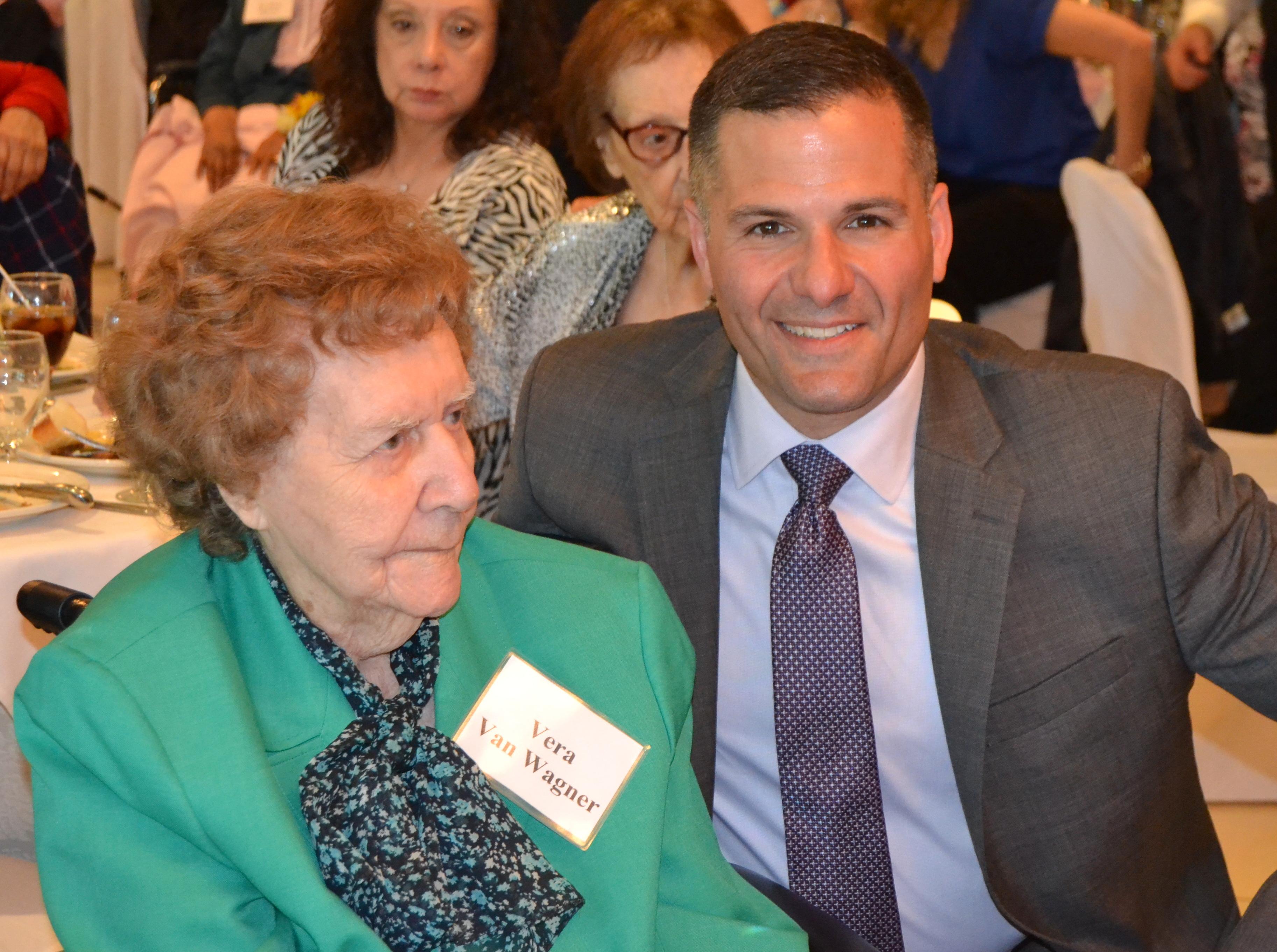 Vera Van Wagner - Super Centenarian at 112 Years Young!