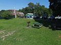 Center picnic area at Quiet Cove