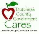 Dutchess County Government Cares LOGO