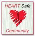 HEART Safe Community graphic