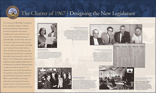 Charter of 1967 - Designing the New Legislature image