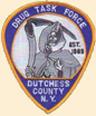 Dutchess County Sheriffs Office Drug Task Force Emblem