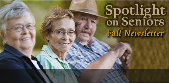 Office for the Aging's Spotlight on Seniors Newsletter