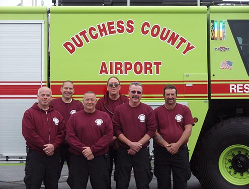 Dutchess County Airport group photo