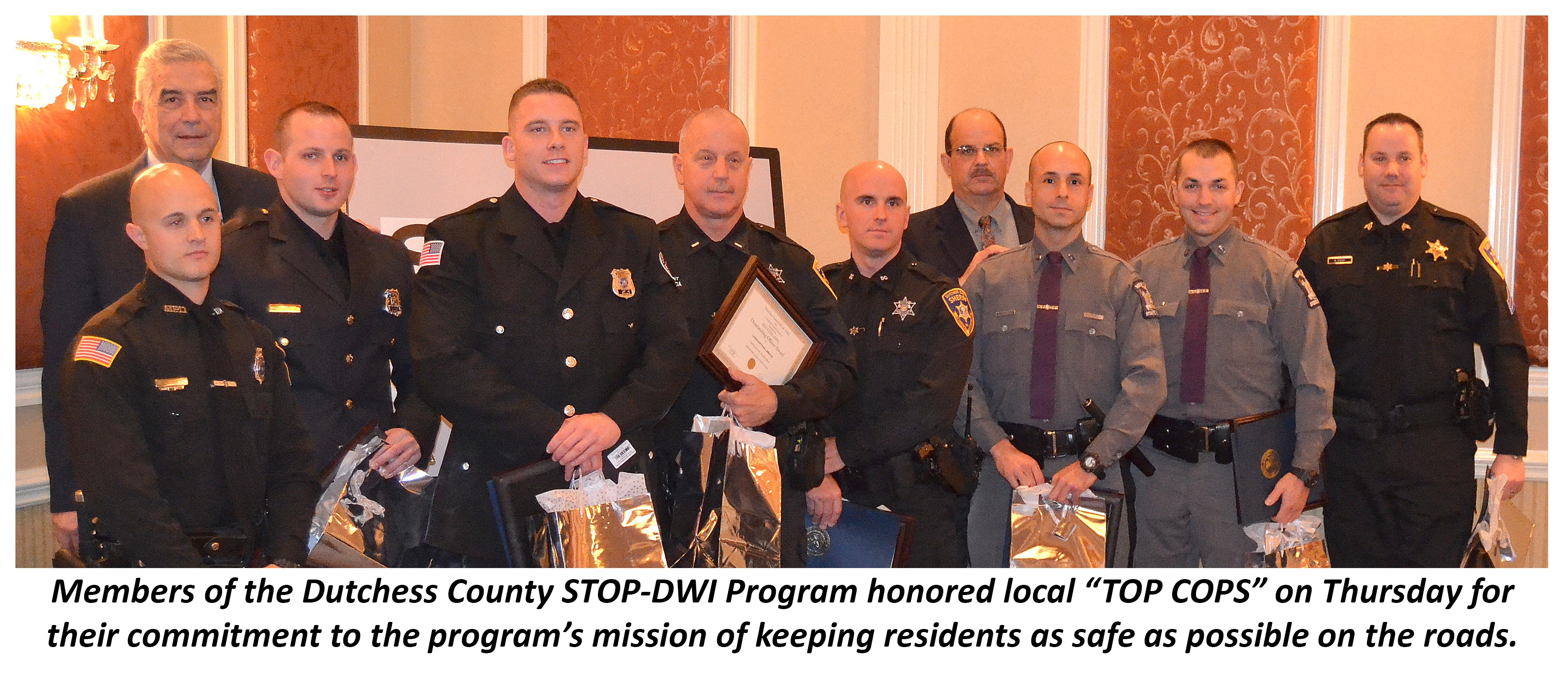 County ExecutiveNews Releasesst Annual STOPDWI Law - Top us counties for education