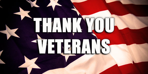 Thank You Veterans - Learn more about Services and Benefits