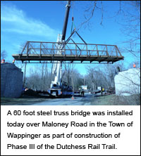 steel truss bridge image