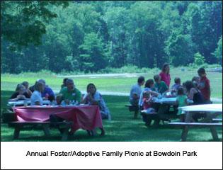 Foster/Adoptive Family Picnic image