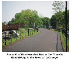 Dutchess Rail Trail Bridge